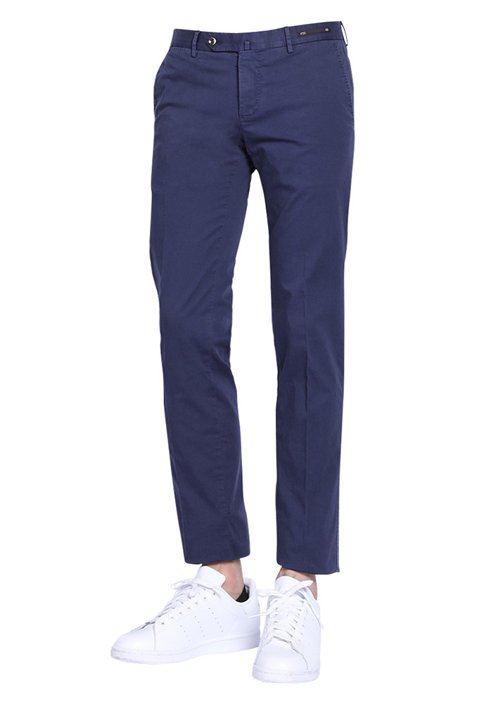 PT01 18SS Business Super Slim Chino Pants [Navy Blue]